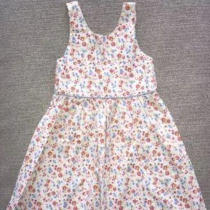 CHAPS Girls Floral SunDress SZ 6 NWOT